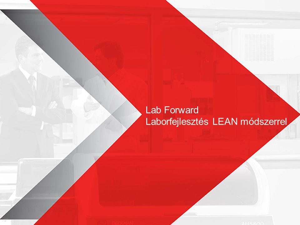 Lab Forward Laborfejlesztés LEAN módszerrel
