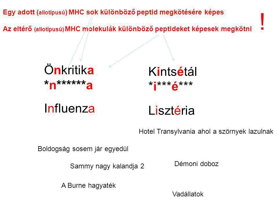 ! Kintsétál Önkritika *i***é*** *n******a Influenza Lisztéria