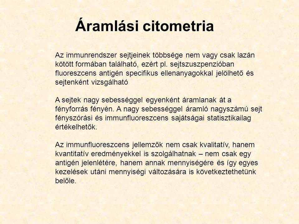 Áramlási citometria