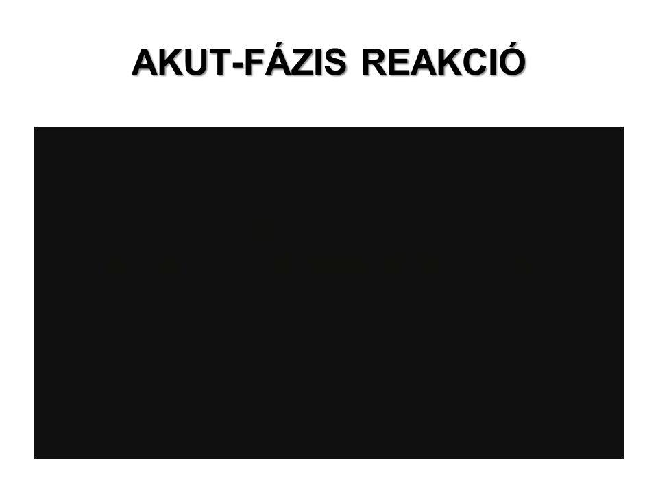 AKUT-FÁZIS REAKCIÓ