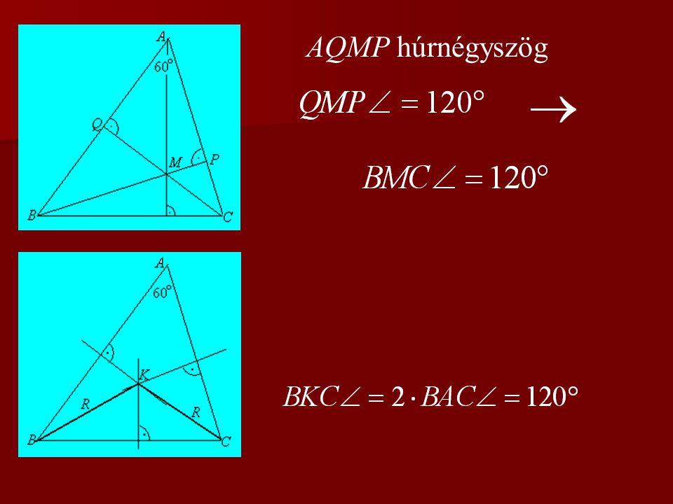 AQMP húrnégyszög