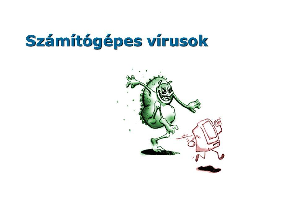 2017.04.04. Számítógépes vírusok