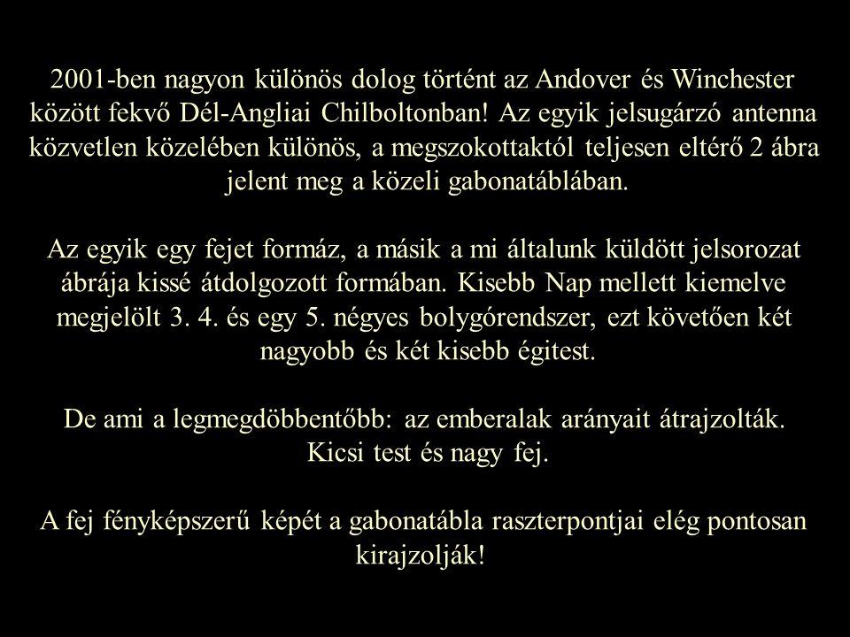 2001-ben nagyon különös dolog történt az Andover és Winchester