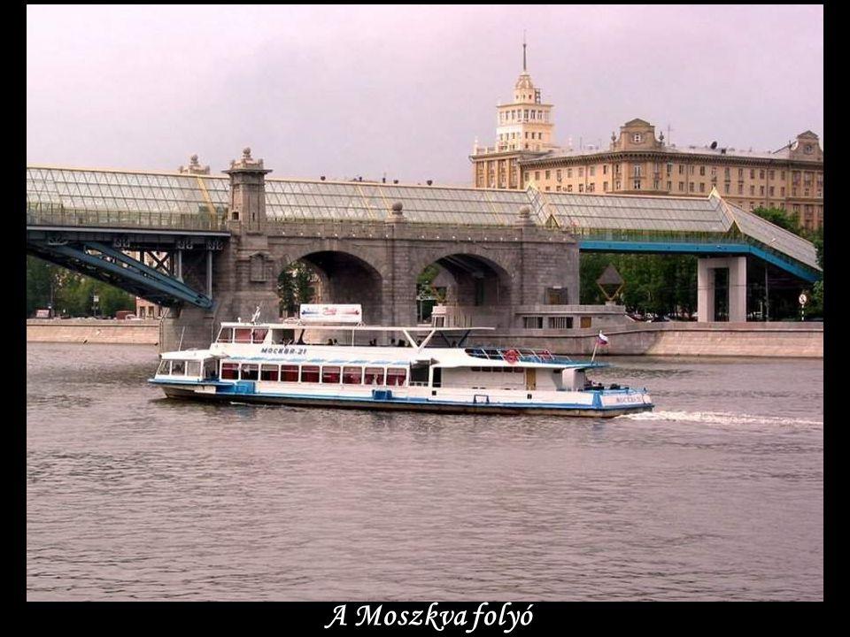 A Moszkva folyó
