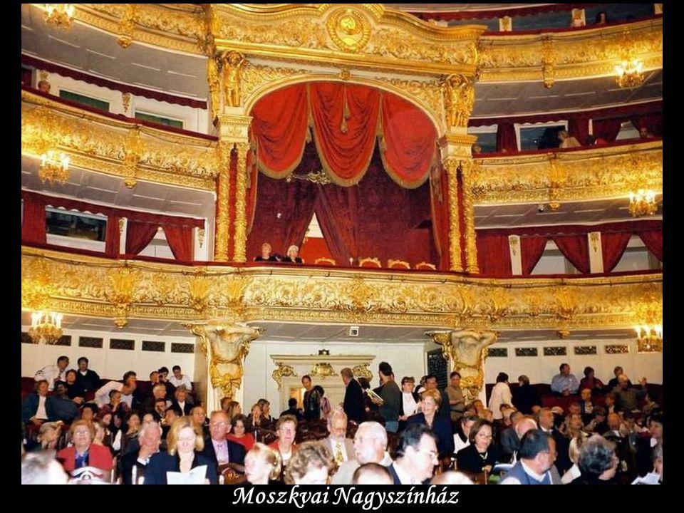 Moszkvai Nagyszínház