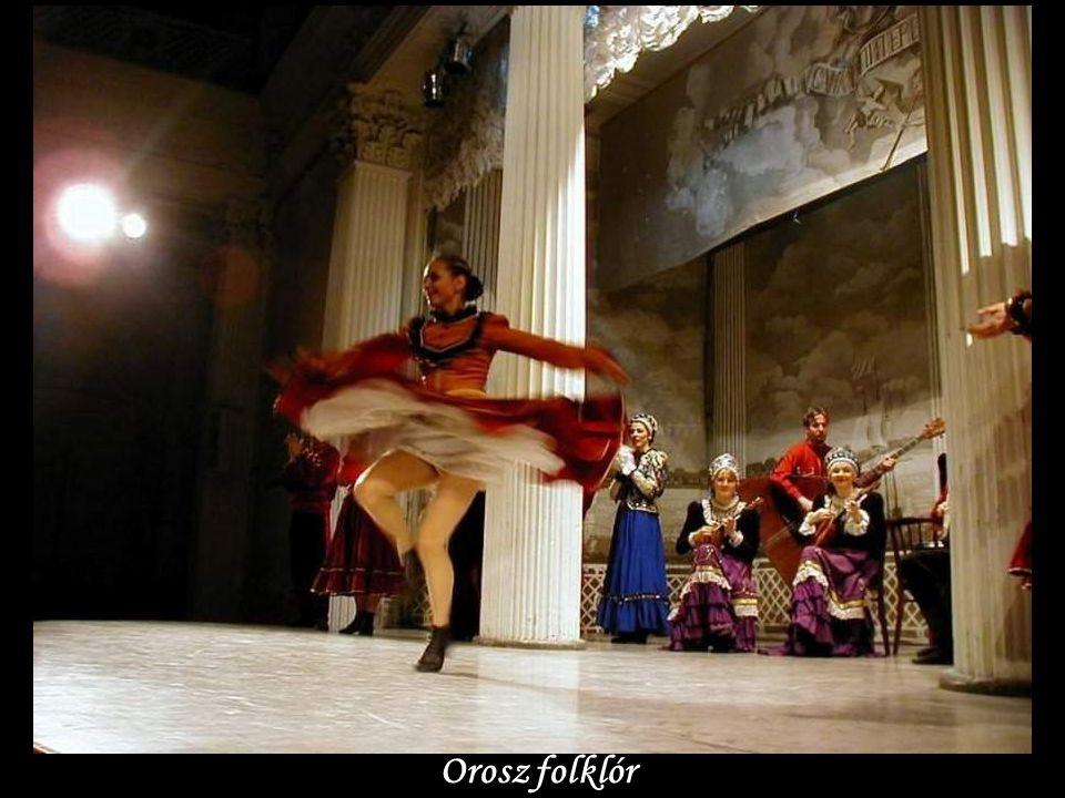 Orosz folklór