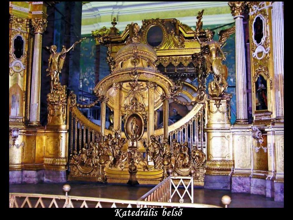 Katedrális belső
