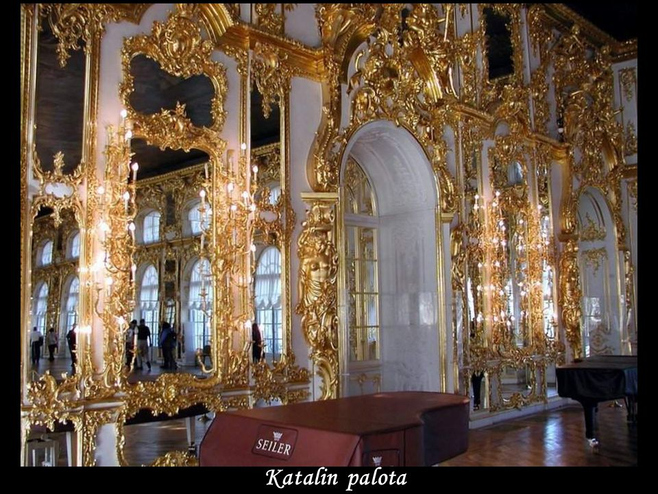 Katalin palota