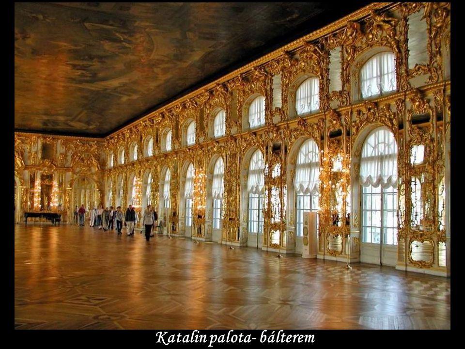 Katalin palota- bálterem