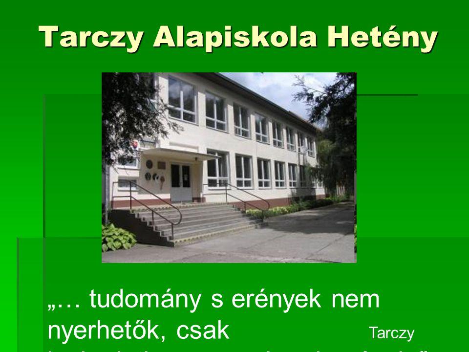 Tarczy Alapiskola Hetény