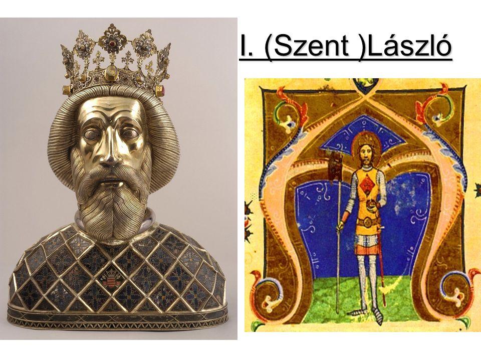 I. (Szent )László