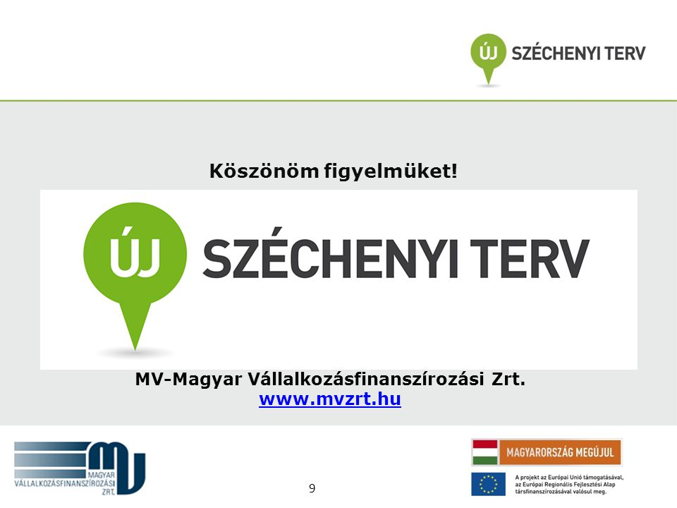 MV-Magyar Vállalkozásfinanszírozási Zrt.