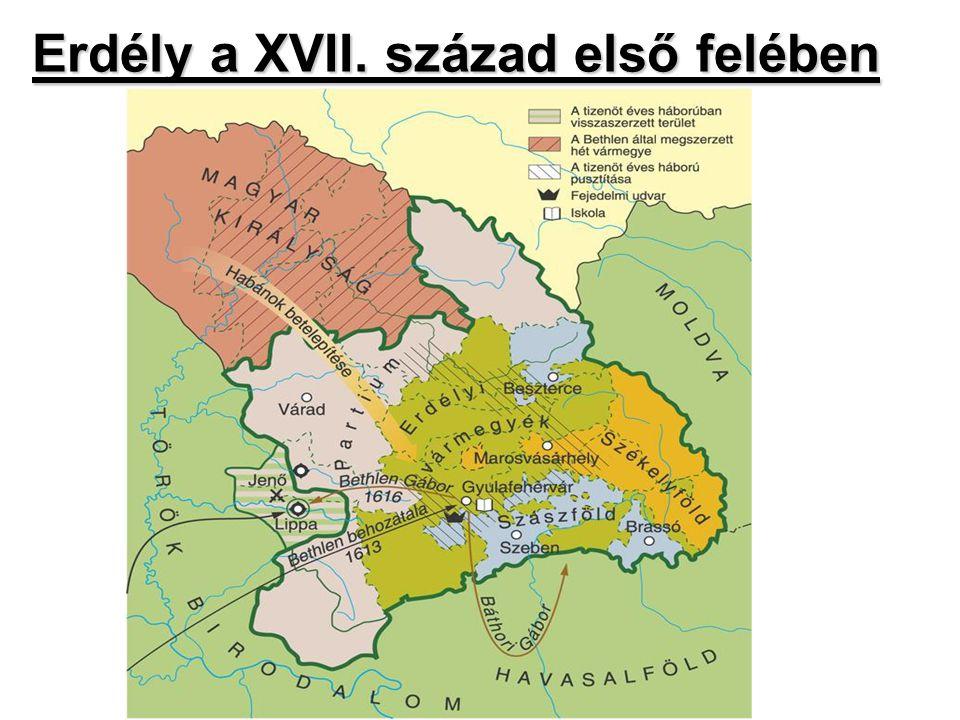 Erdély a XVII. század első felében
