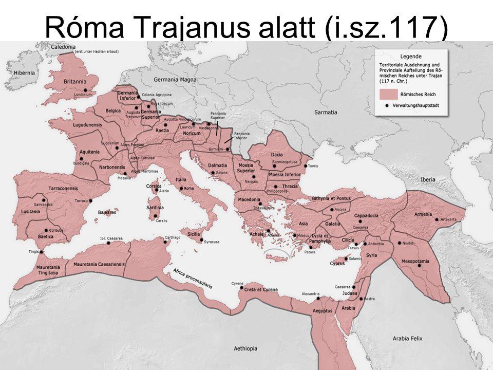 Róma Trajanus alatt (i.sz.117)