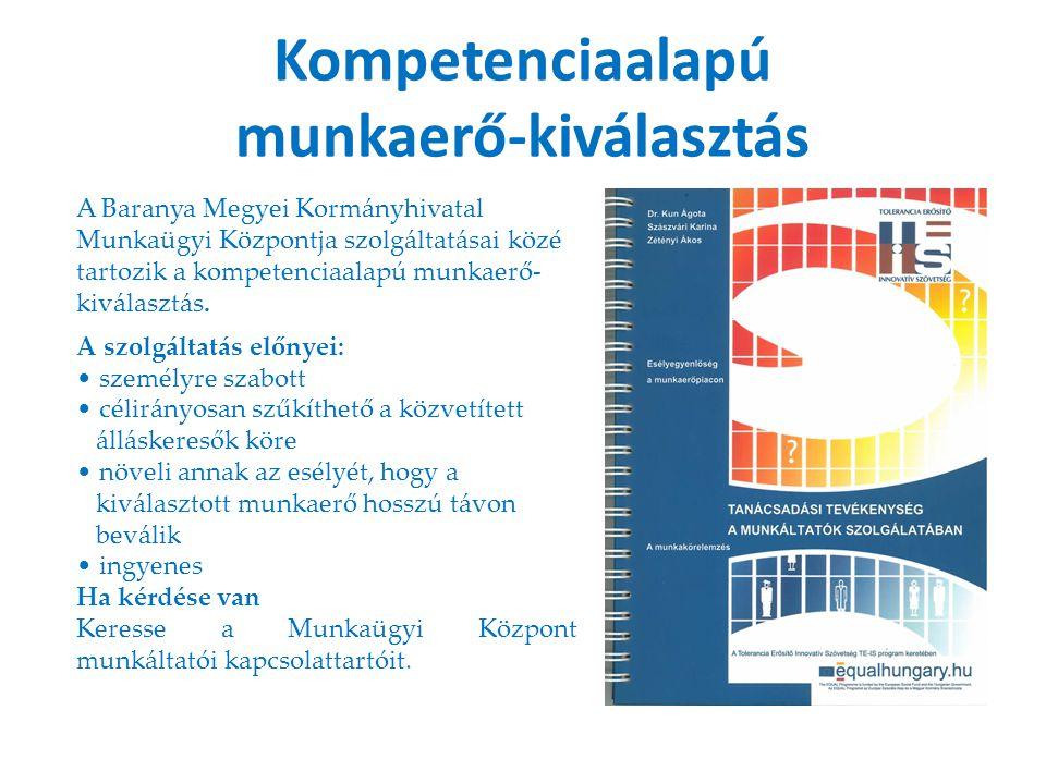 Kompetenciaalapú munkaerő-kiválasztás
