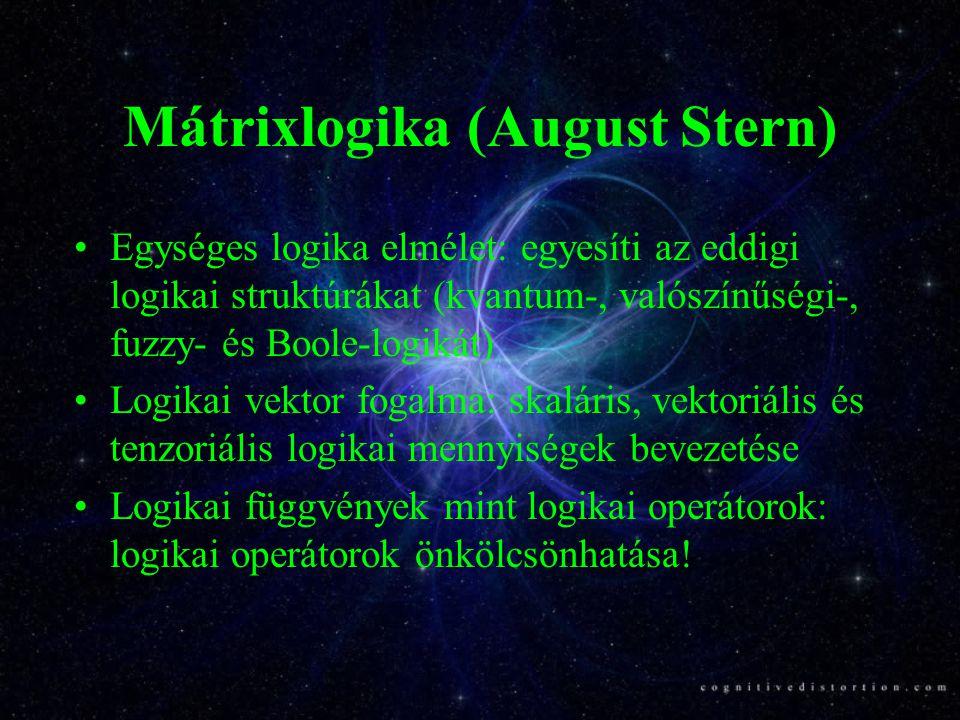 Mátrixlogika (August Stern)