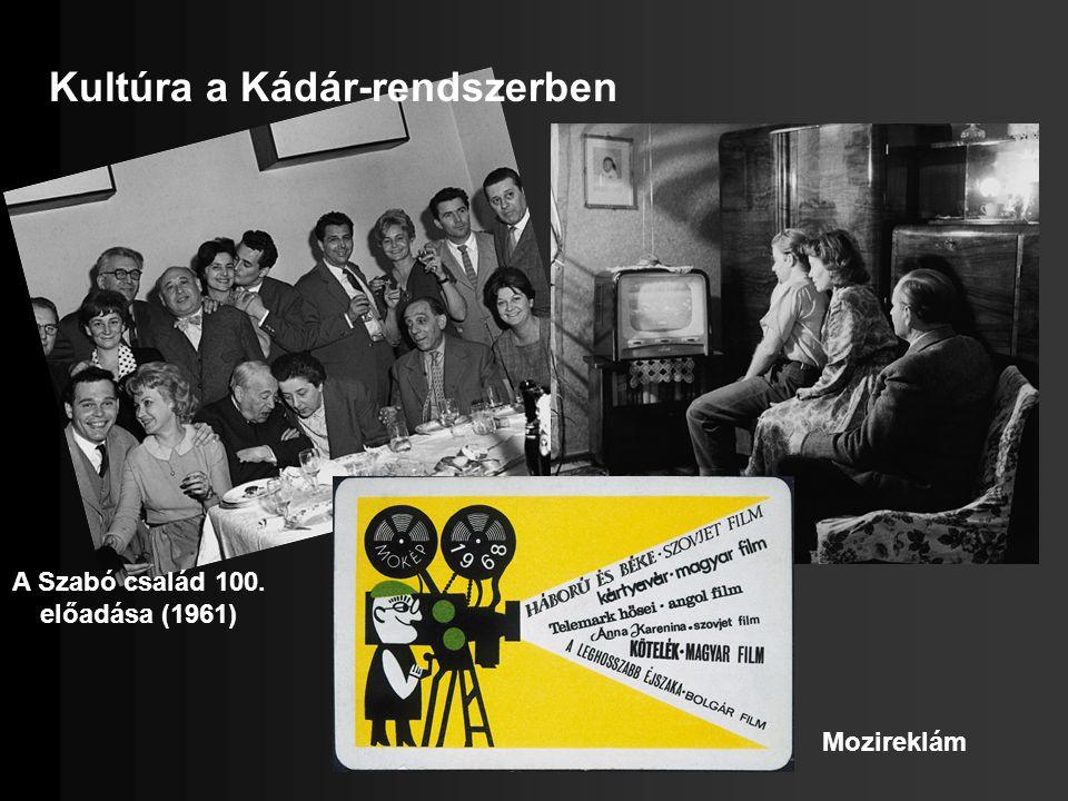 A Szabó család 100. előadása (1961)