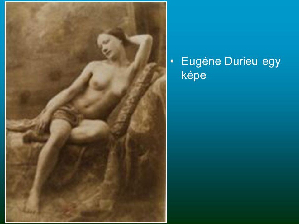 Eugéne Durieu egy képe