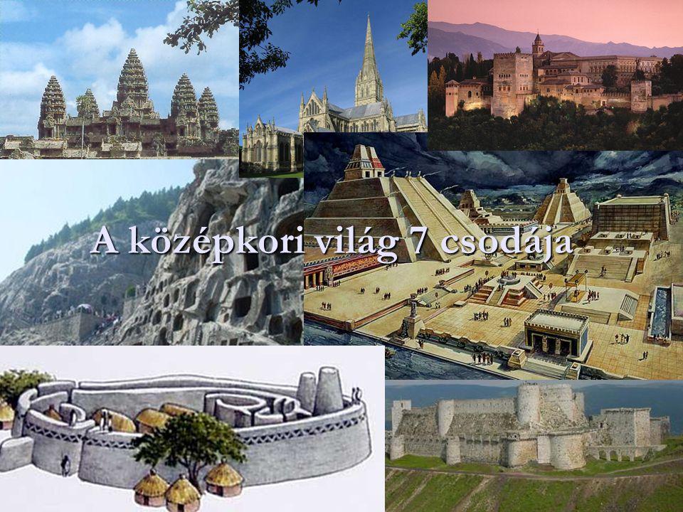 A középkori világ 7 csodája