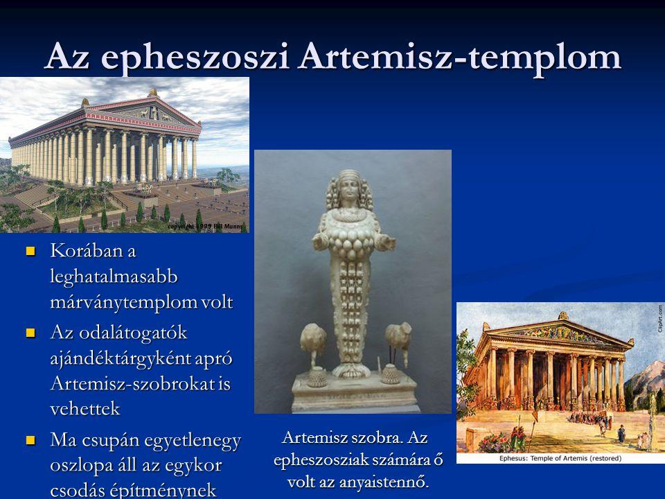 Az epheszoszi Artemisz-templom
