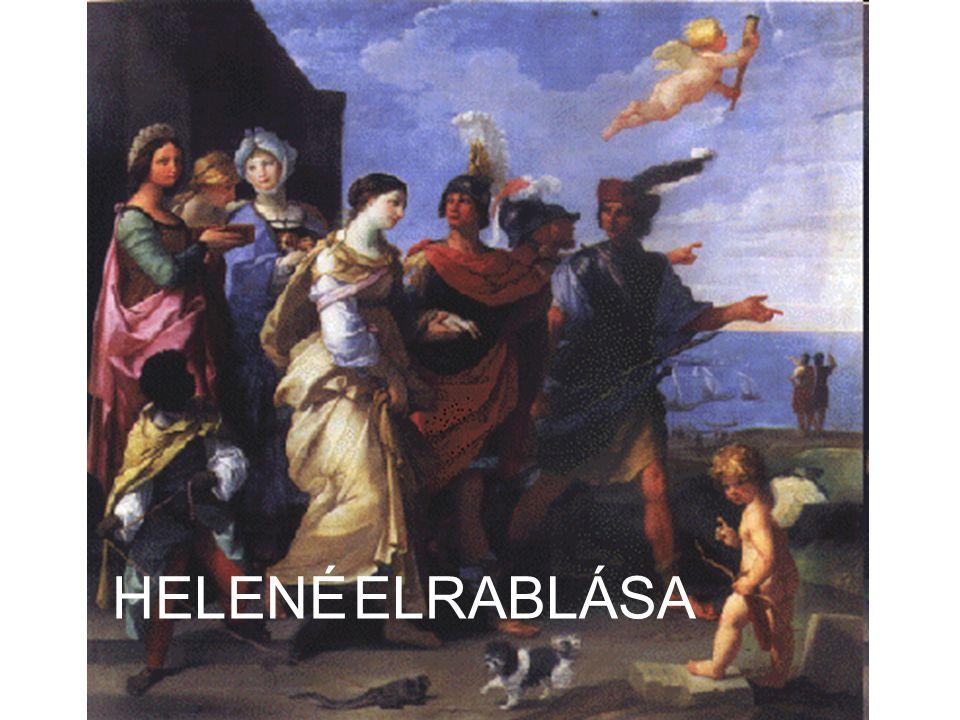 HELENÉ ELRABLÁSA