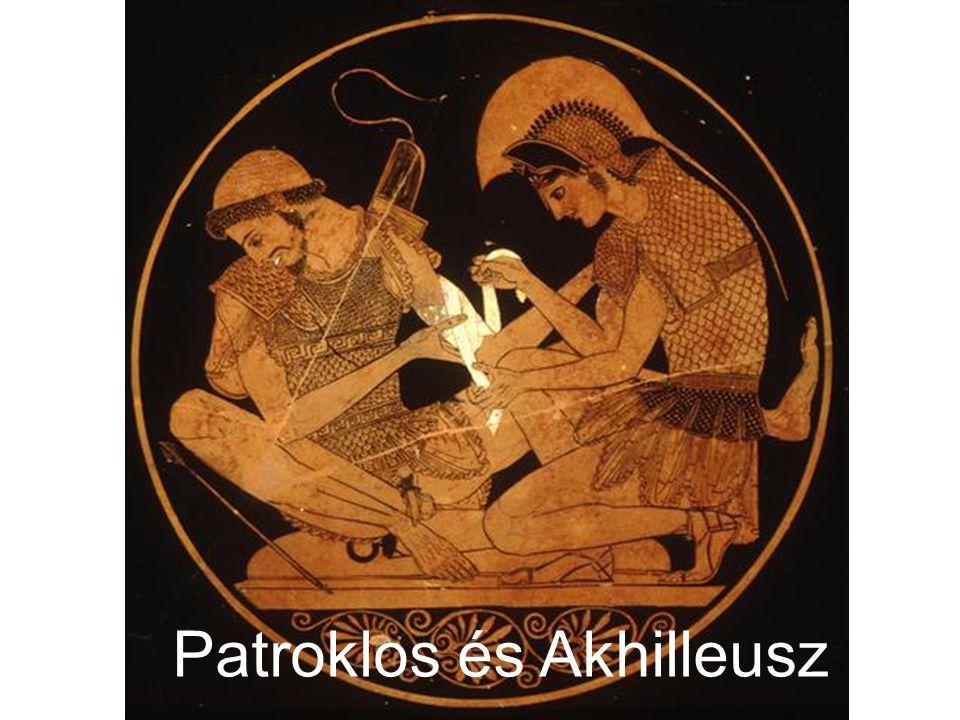 Patroklos és Akhilleusz