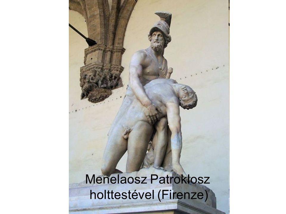 holttestével (Firenze)