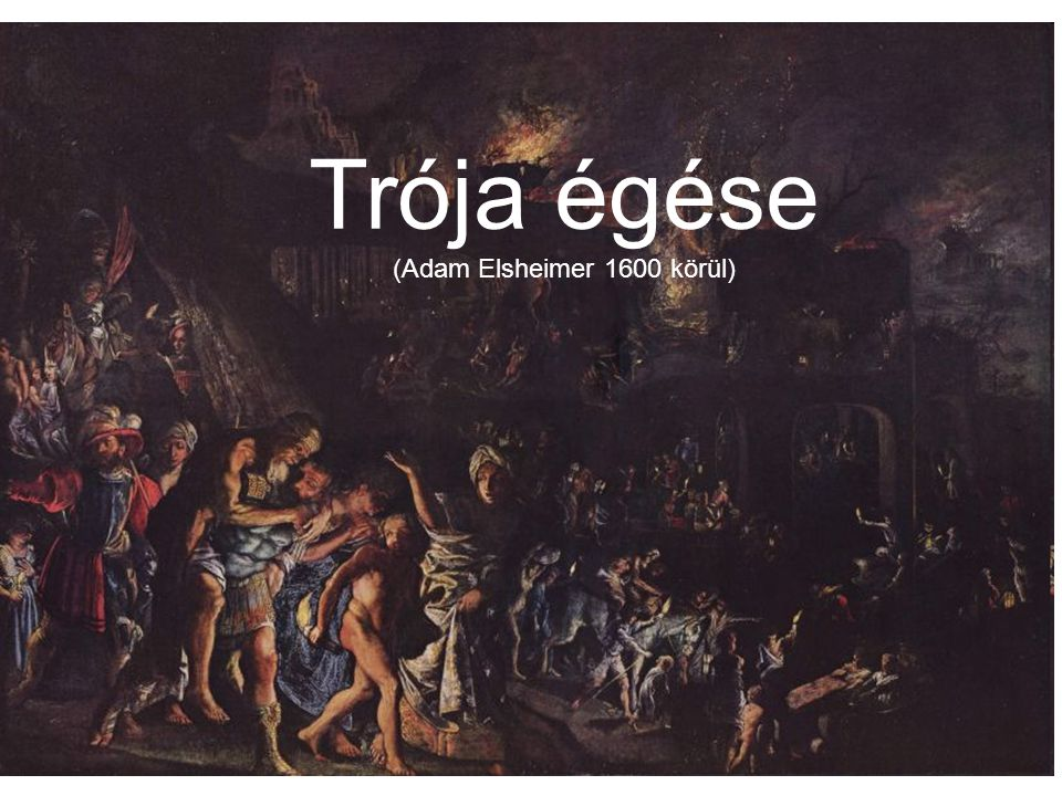 (Adam Elsheimer 1600 körül)