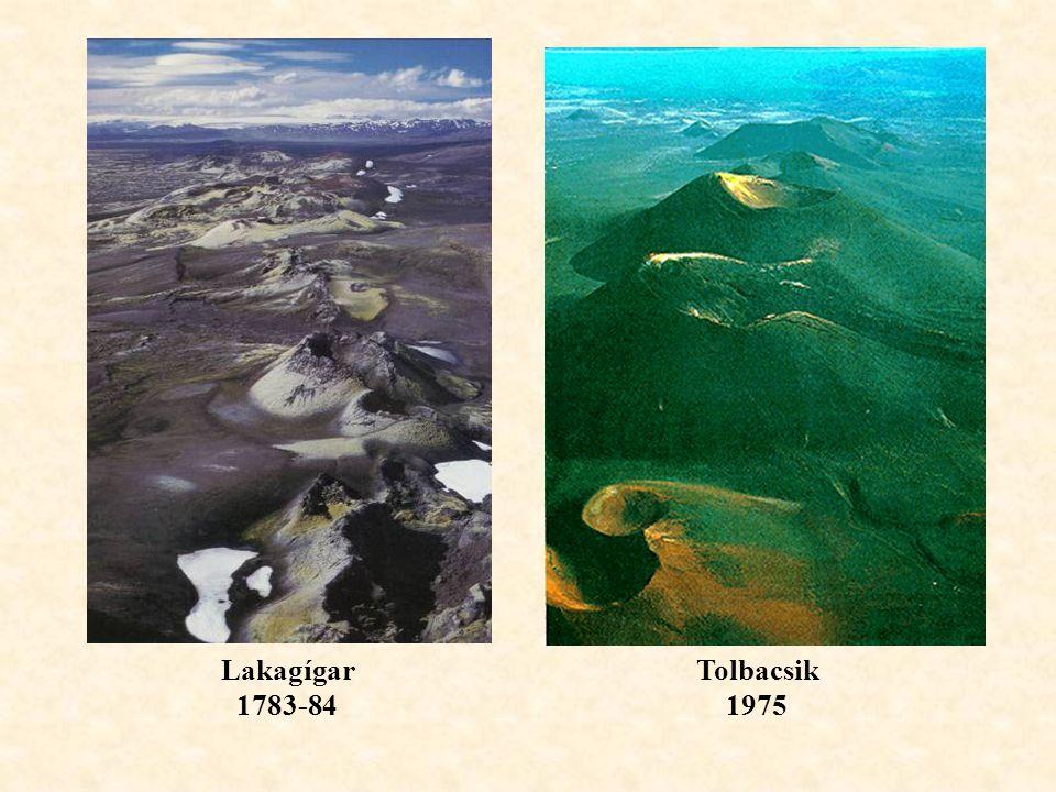 Lakagígar 1783-84 Tolbacsik 1975