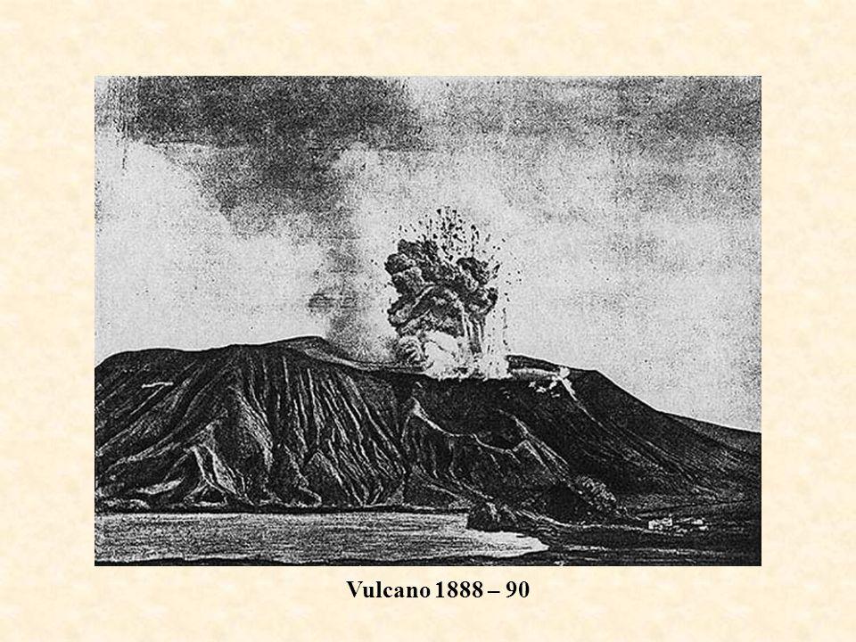 Vulcano 1888 – 90