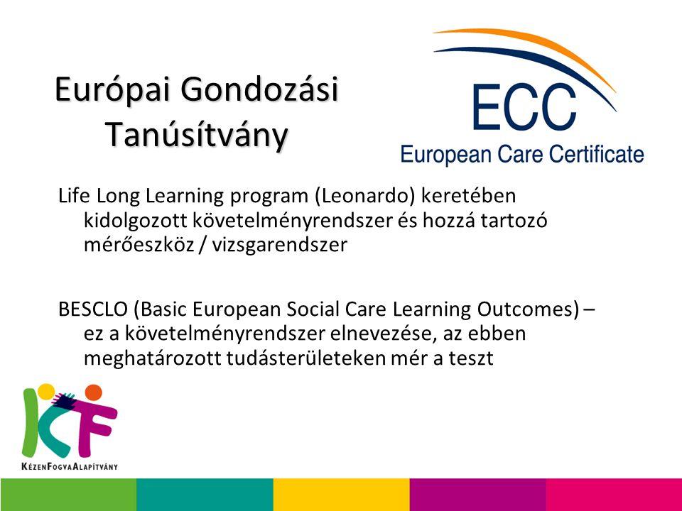 Európai Gondozási Tanúsítvány