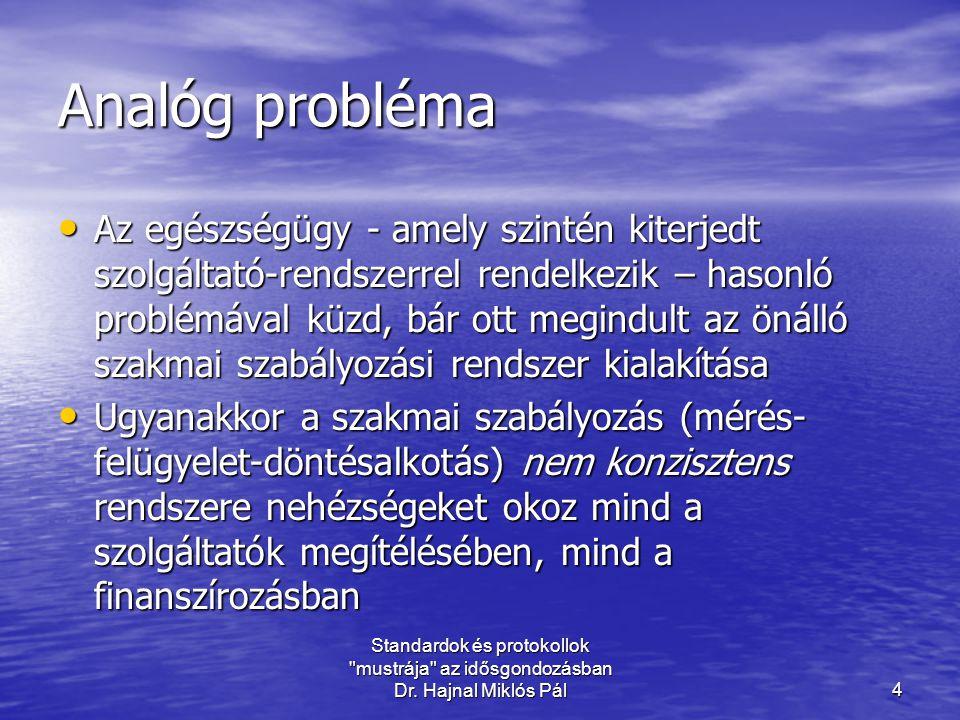 Analóg probléma
