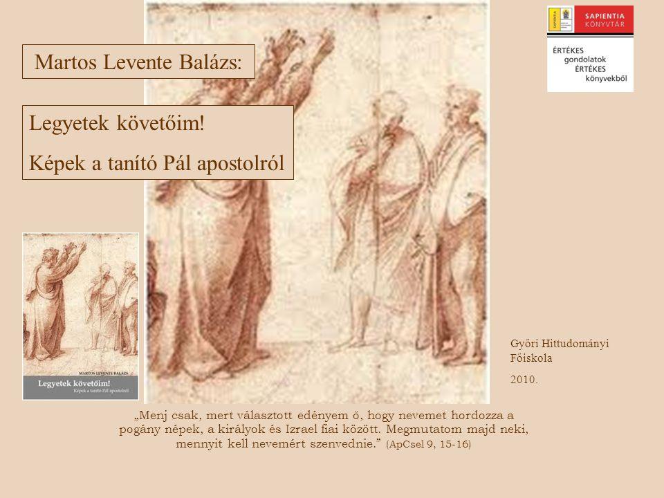 Martos Levente Balázs: