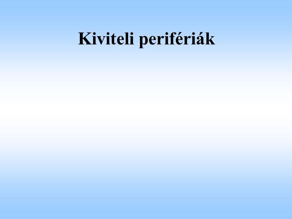 Kiviteli perifériák