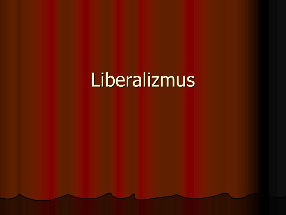 Liberalizmus