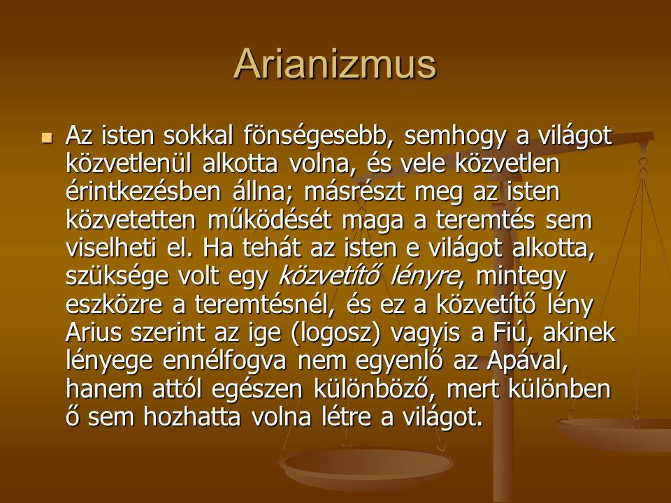 Arianizmus