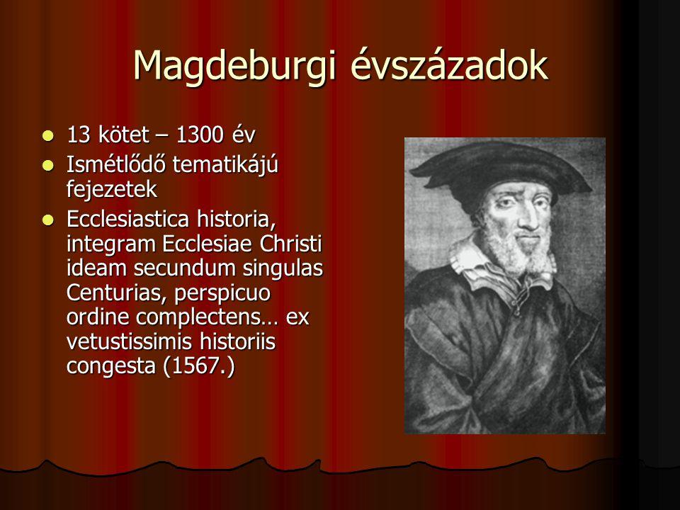 Magdeburgi évszázadok