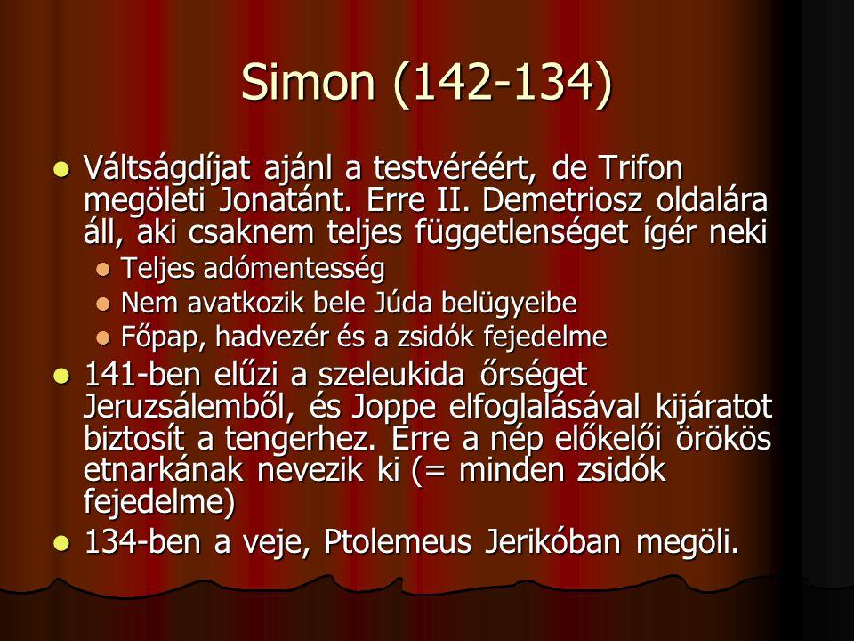 Simon (142-134)
