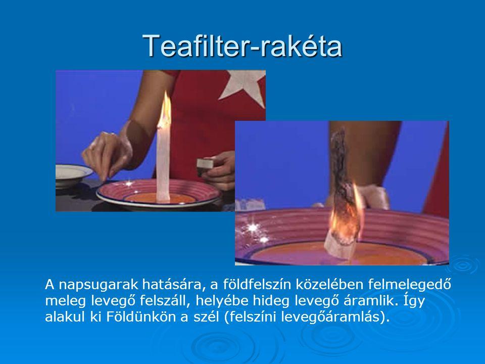 Teafilter-rakéta