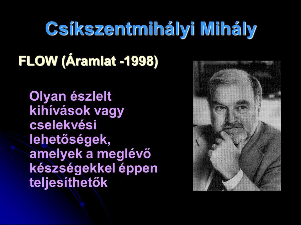 Csíkszentmihályi Mihály