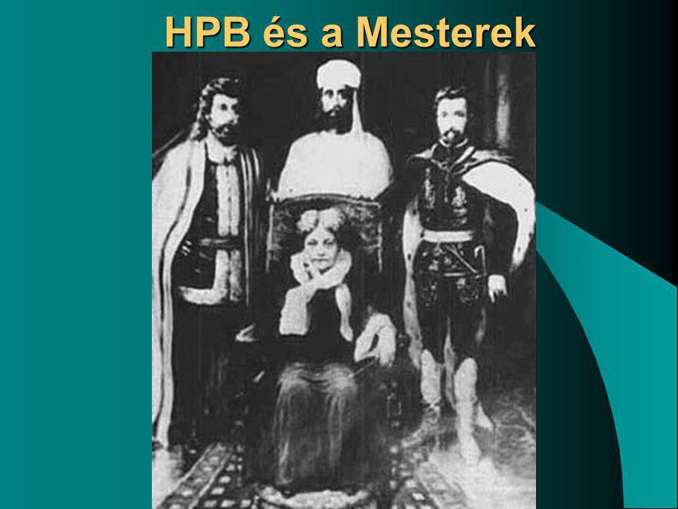 HPB és a Mesterek
