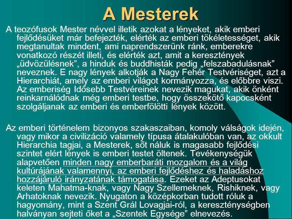 A Mesterek