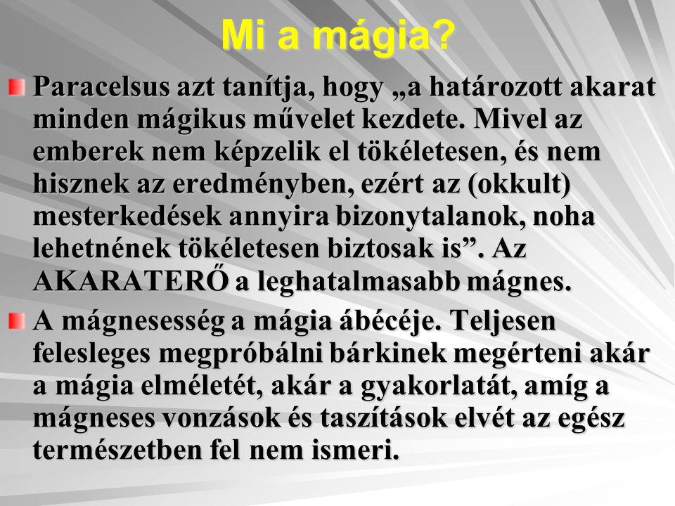Mi a mágia