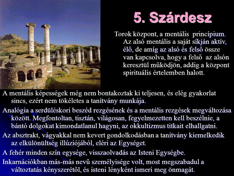 5. Szárdesz
