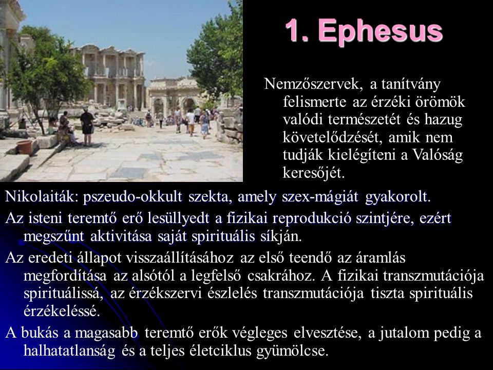 1. Ephesus
