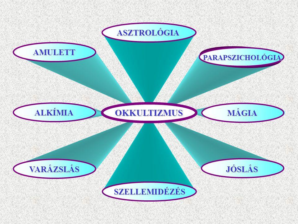 OKKULTIZMUS ASZTROLÓGIA AMULETT ALKÍMIA MÁGIA VARÁZSLÁS JÓSLÁS