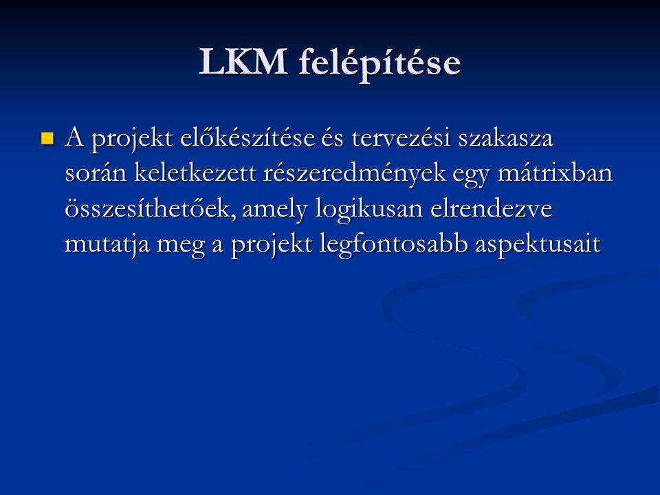 LKM felépítése