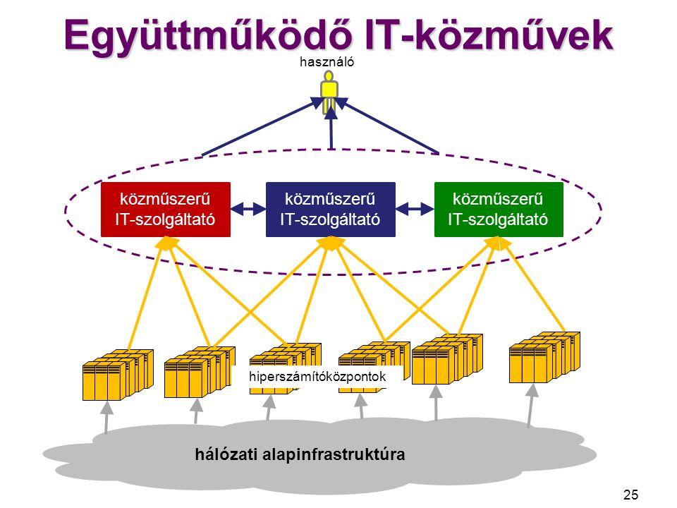 Együttműködő IT-közművek