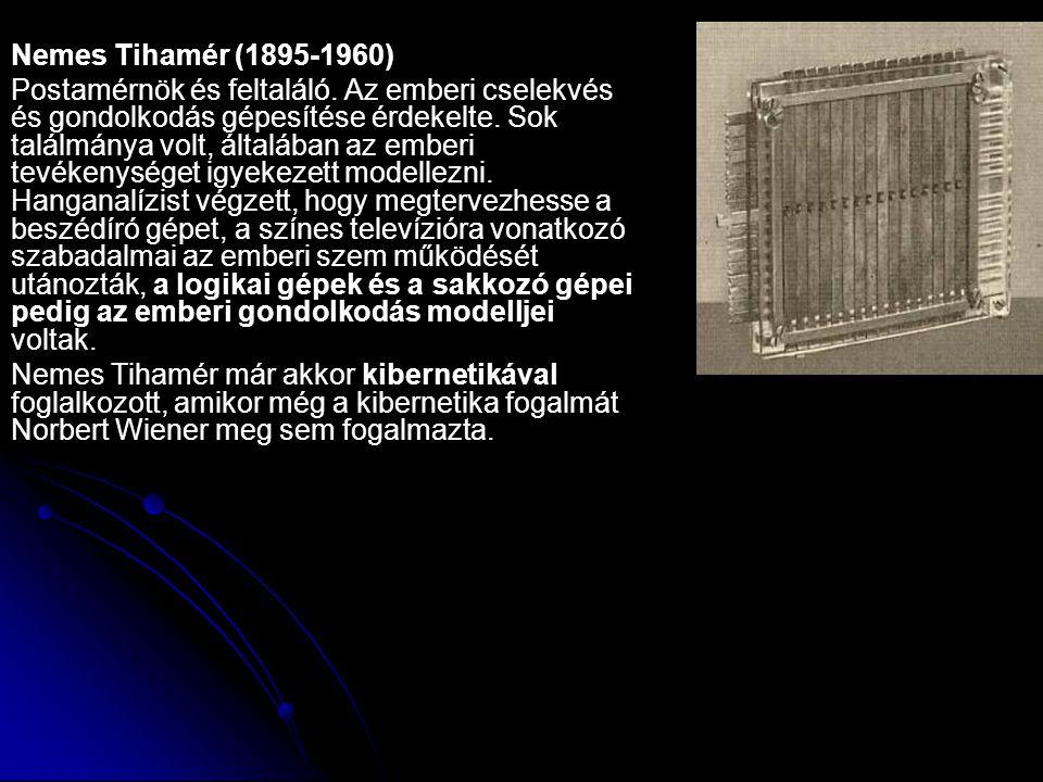 Nemes Tihamér (1895-1960)