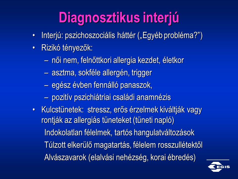 Diagnosztikus interjú